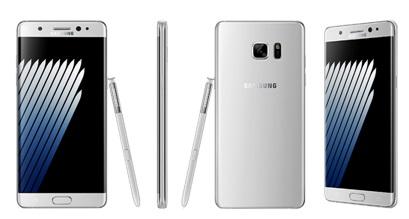 SAMSUNG : la facture du Galaxy Note 7 gonfle