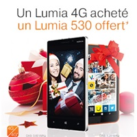 Bon plan de no l un nokia lumia 530 offert pour l achat d un lumia 4g - Achat noel paiement differe ...