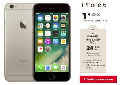 coque iphone 7 sfr