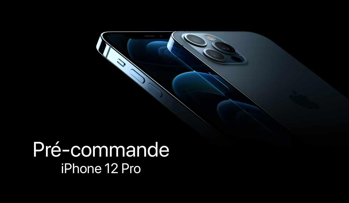 Ou précommander l'iPhone 12 au meilleur prix ?