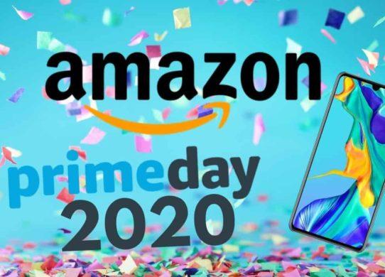 amazon prime day 2020 huawei en promo