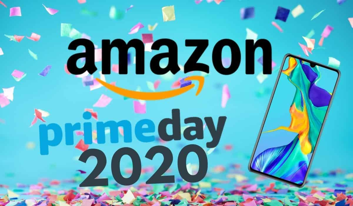 amazon prime day 2020 huawei en promo