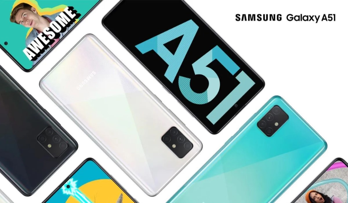 Top affaire : Le Samsung Galaxy A51 en promo à 235€