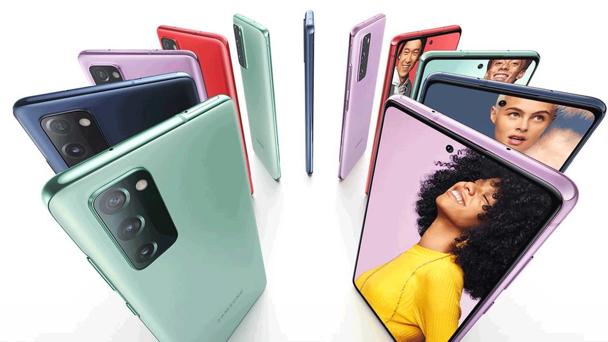 BON PLAN : Le Samsung Galaxy S20 FE sous la barre des 400€