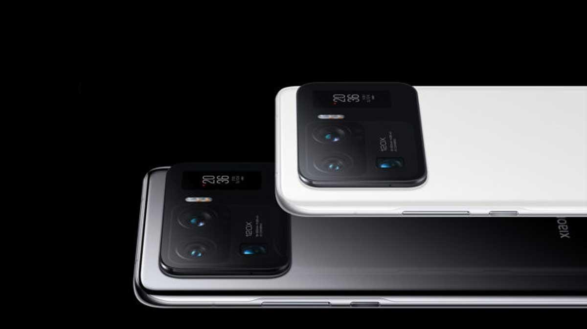 Xiaomi lance 5 nouvelles déclinaisons de son Xiaomi Mi 11