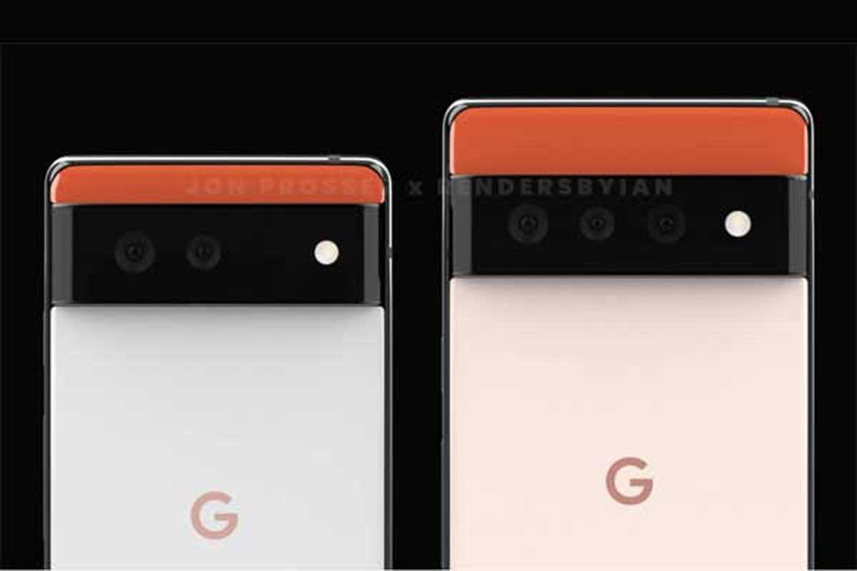 Google Pixel 6et Pixel 6 Pro : prix, caractéristiques...les dernières fuites à quelques jours de leur présentation