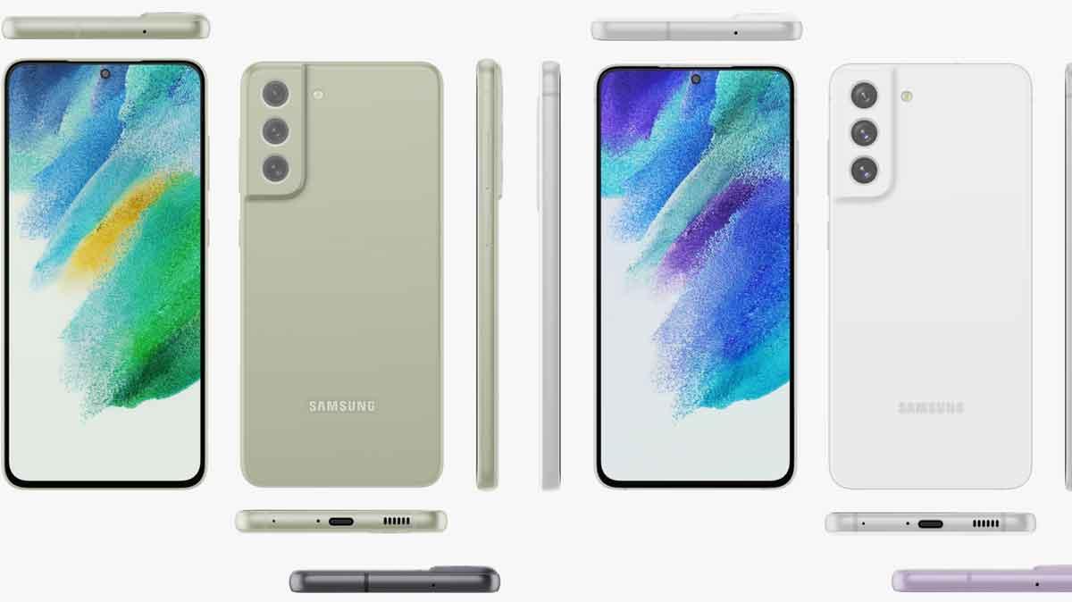Samsung Galaxy S21 FE: tout ce qu'on sait déjà sur ce smartphone