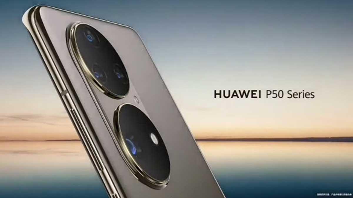Huawei P50: ce qu'on sait des futurs flagships du géant chinois