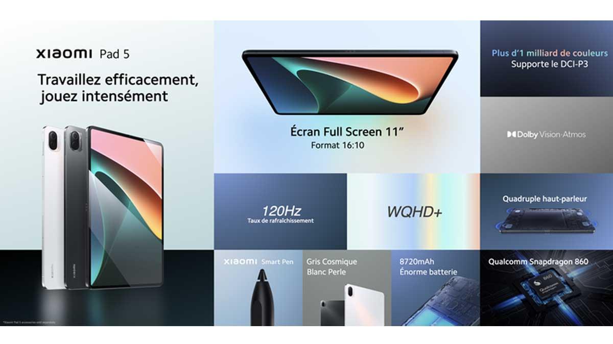 Conférence Xiaomi: le récap des annonces du géant chinois