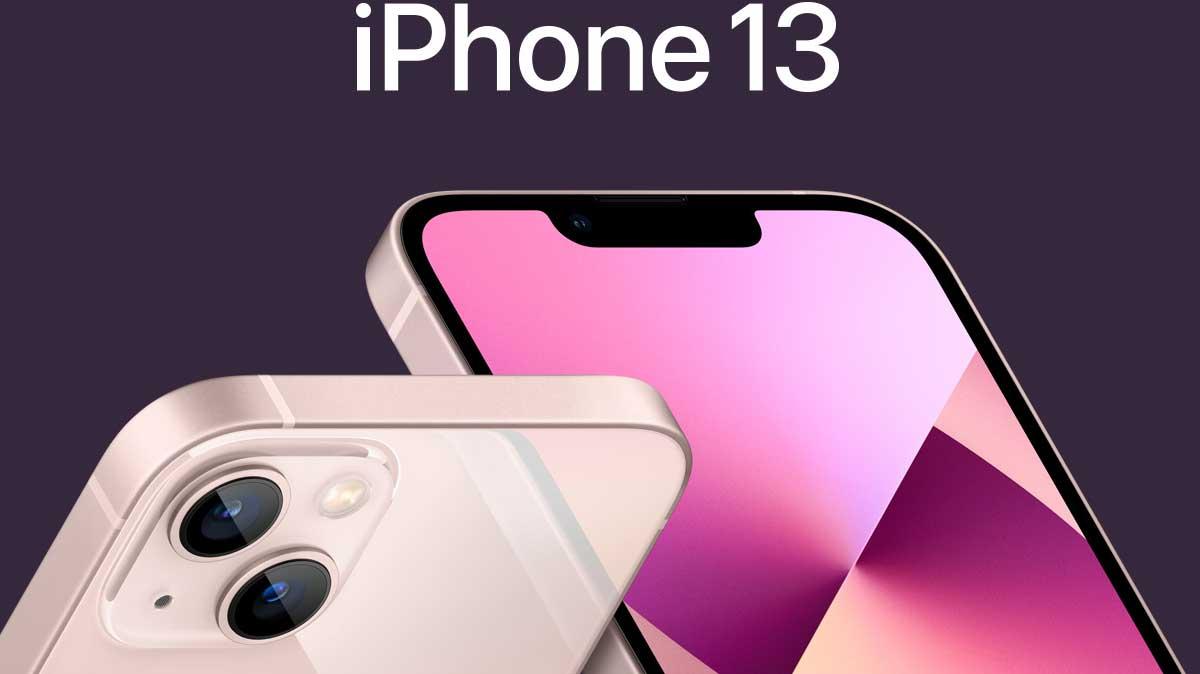 Keynote Apple 2021: le point complet des annonces (iPhone 13, iPad et Watch)