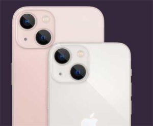 iPhone 13 et 1