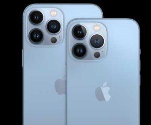 iphone 13 pro et 13 pro max